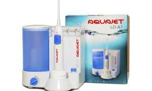 Ирригатор для полости рта Акваджет LD A7