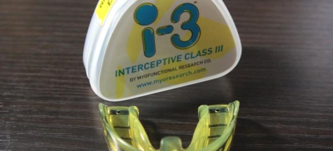 Трейнер I3 – эффективная и быстрая миофункциональная коррекция прикуса