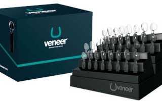 Тактика прямого винирования по технологии Uveneer