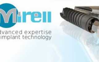 Mirell имплантаты – очередная гордость израильских разработчиков