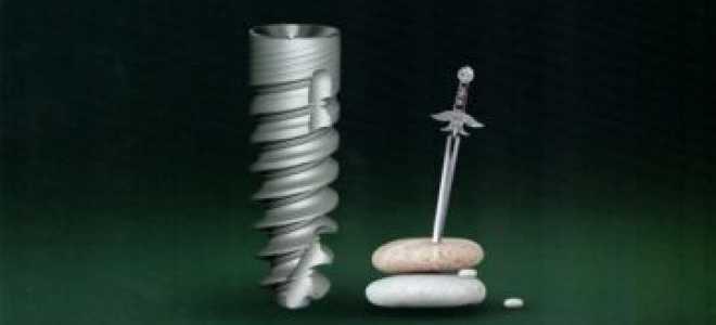 Методики определения стабильности дентальных имплантатов