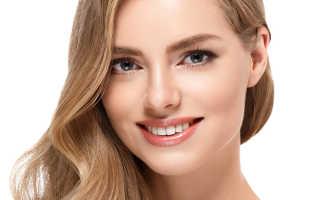 Восстановление эстетики зоны улыбки фарфоровыми коронками