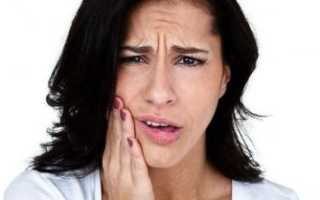 Из-за чего щелкает челюсть при открытии рта, что надо делать